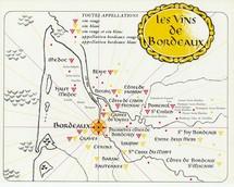 Le classement 1855 du Médoc