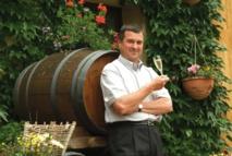 Champagne Marcel Vézien à Celles-sur-Ource 4è de la génération