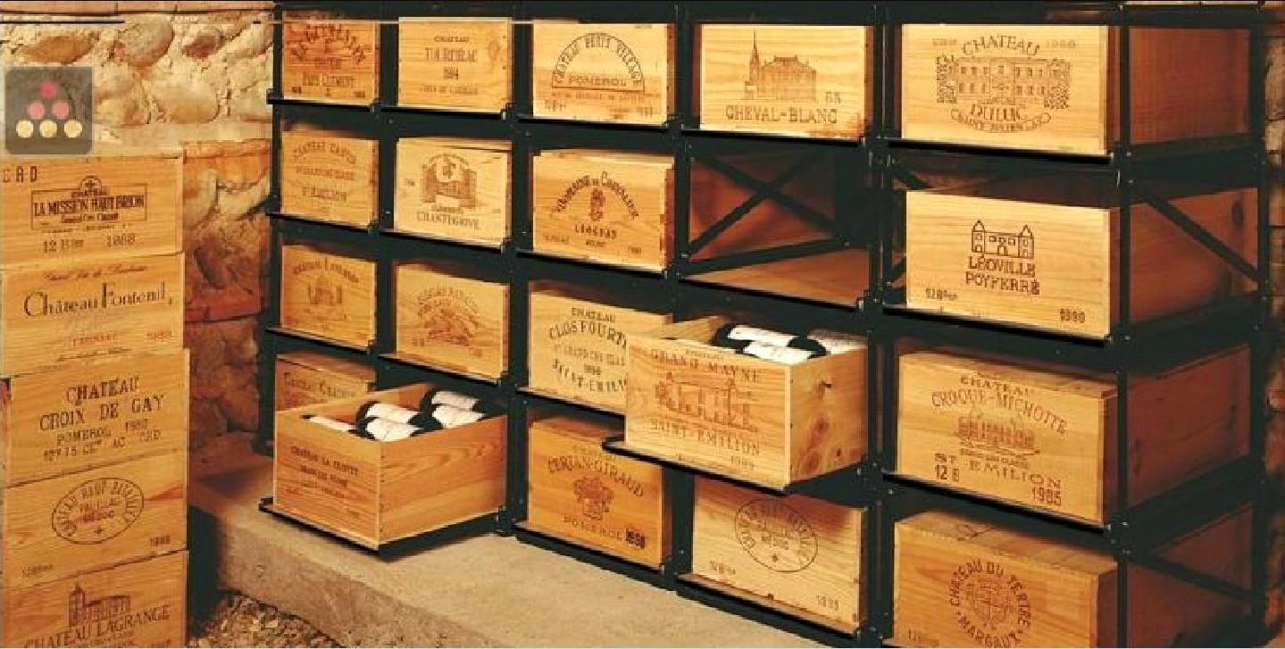 la conservation du vin. Black Bedroom Furniture Sets. Home Design Ideas
