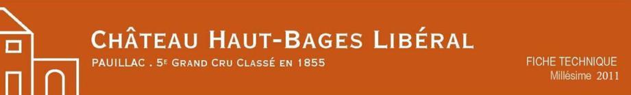 Château Haut-Bages Libéral