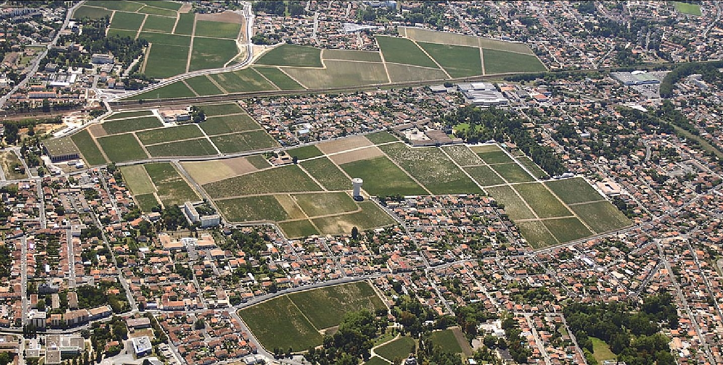 Bordeaux vignobles