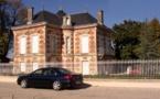 Du Glana château