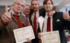 Les Belges lauréats du 1er championnat mondial de dégustation à l'aveugle