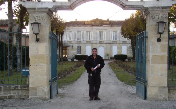 Château Martinens - M.Achat