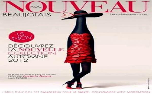 Le Beaujolais Nouveau 2012