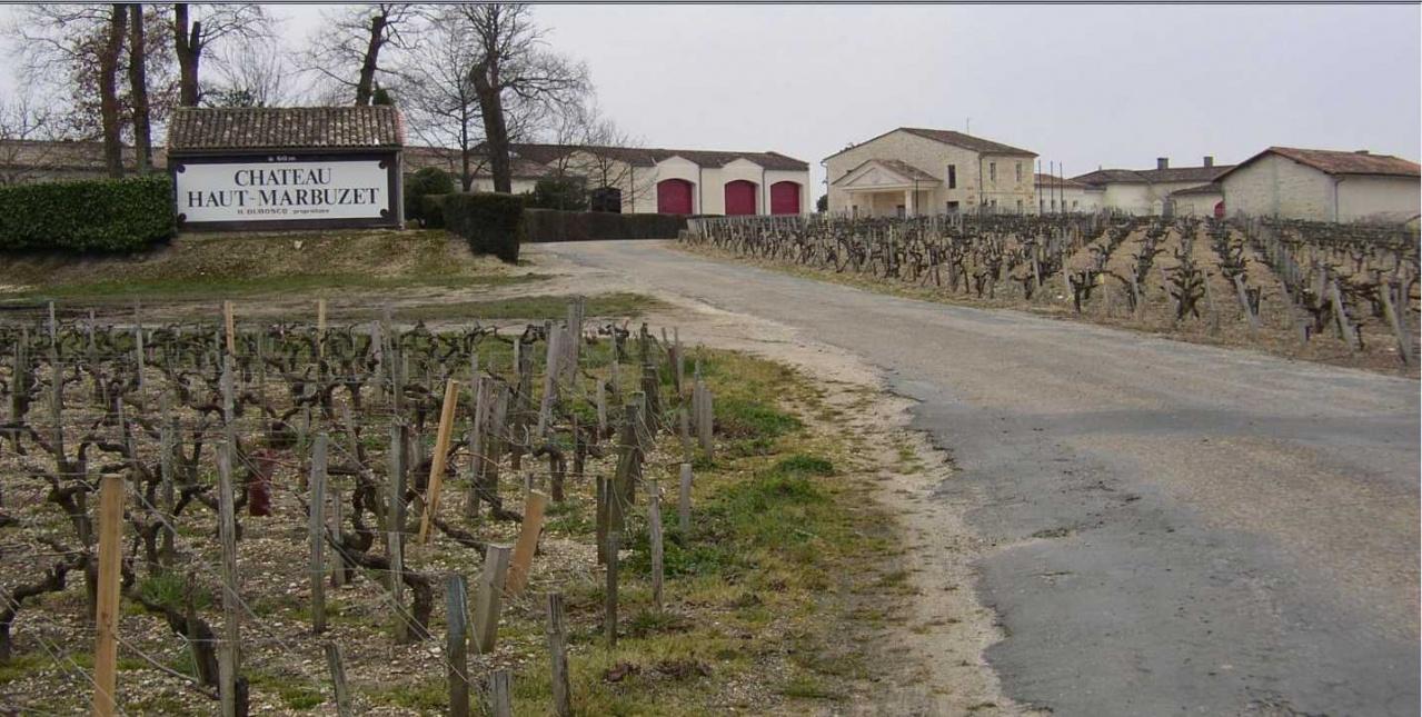 Haut-Marbuzet Route G