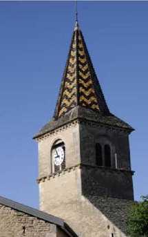Eglise de Monthelie