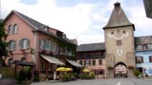 Turckheim la porte de France