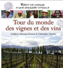Tour du monde des vignes et des vins