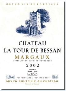 Château La Tour de Bessan M.Achat.