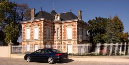 Château du Glana - gentilhommière 1870