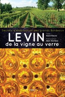 LE VIN de la vigne au verre