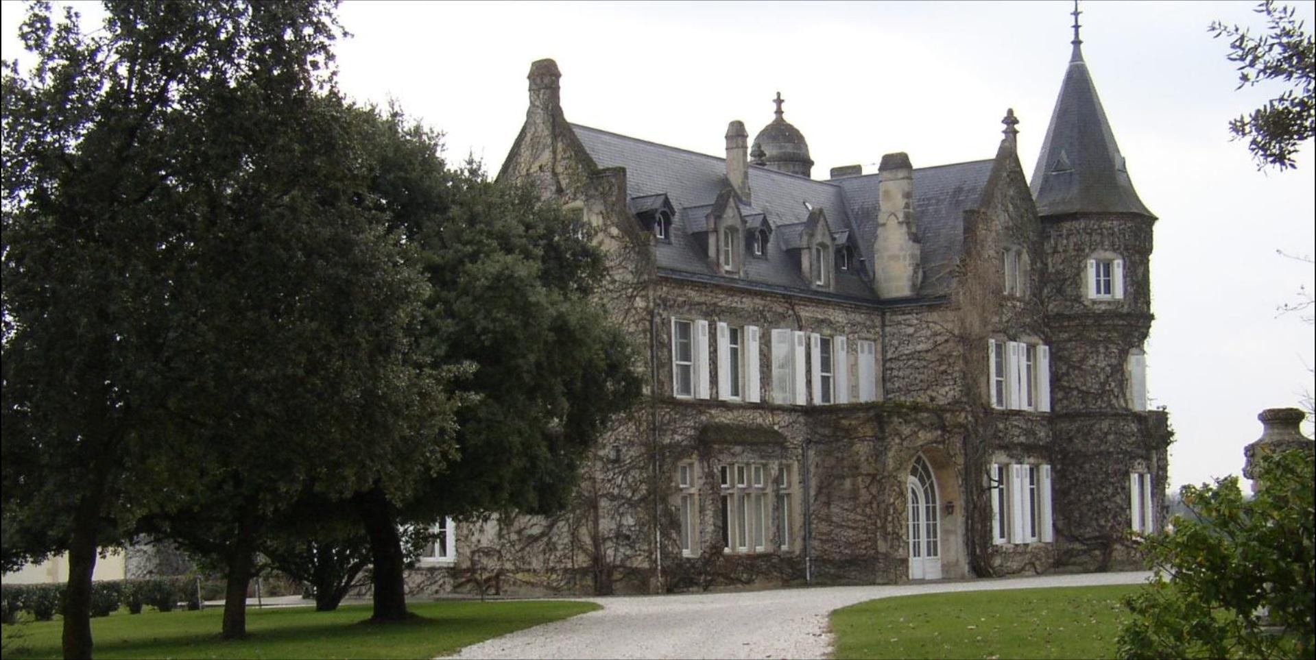 Lascombes château