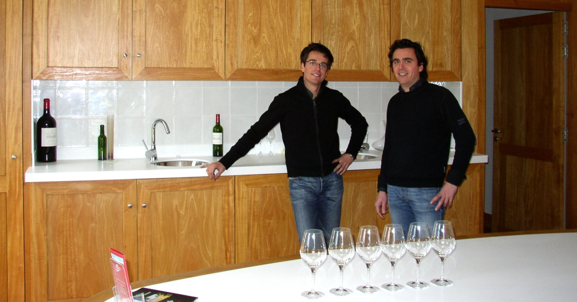 Ludovic & Julien Meffre