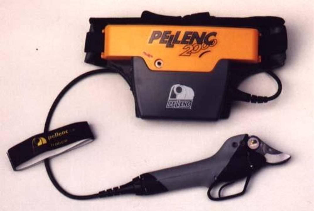 Sécateur Pellenc LiXion