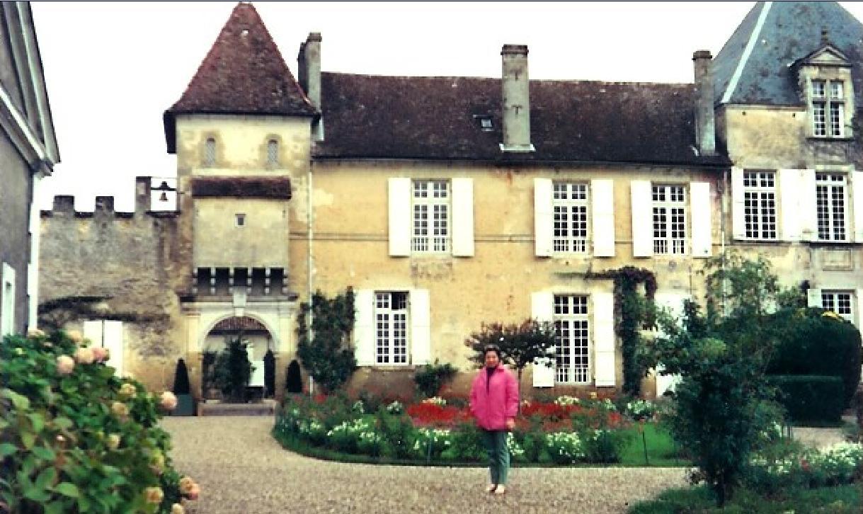 Visite château Yquem 1967