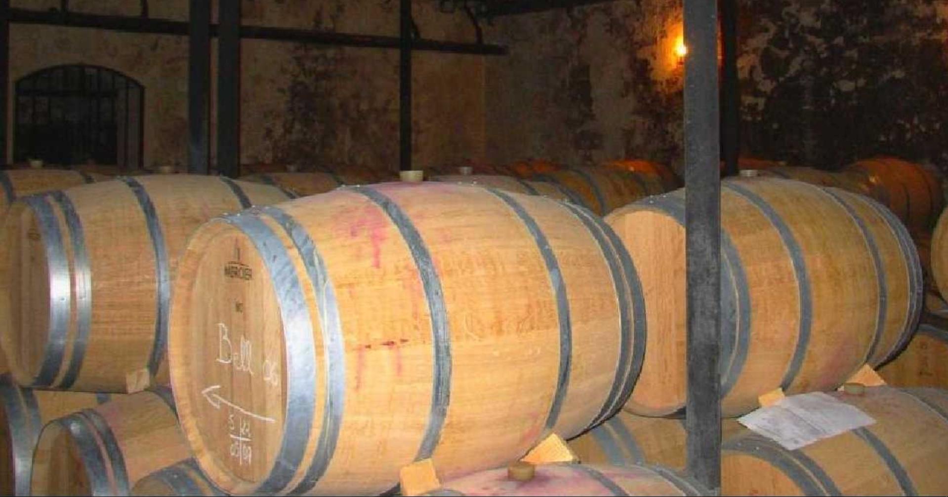 Bellegrave chai barriques