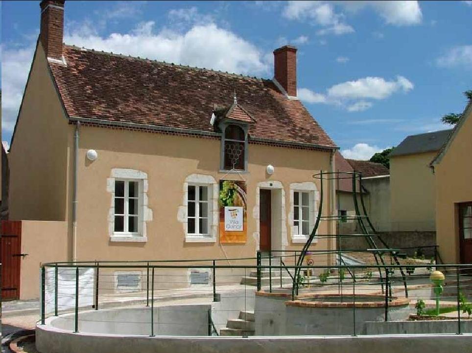 Quincy - Vin blanc sec du Centre – Loire