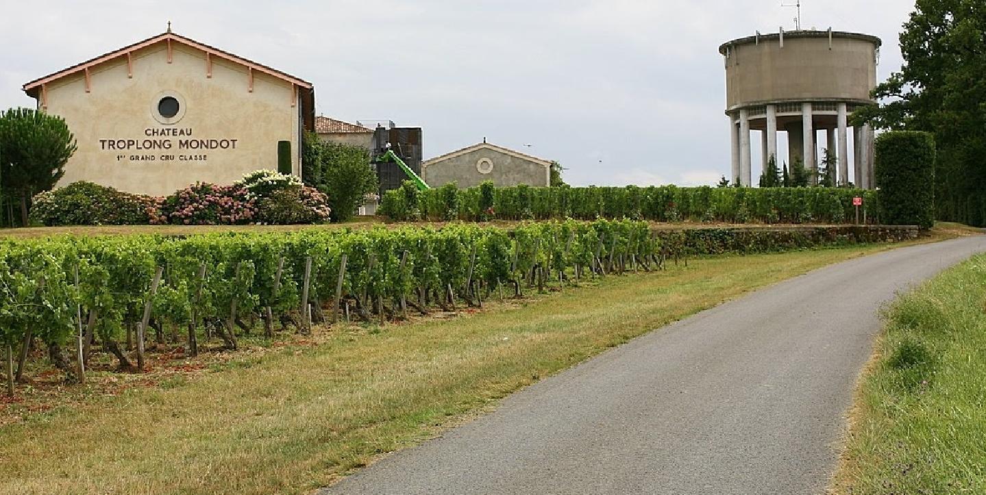 Château Troplong-Mondot