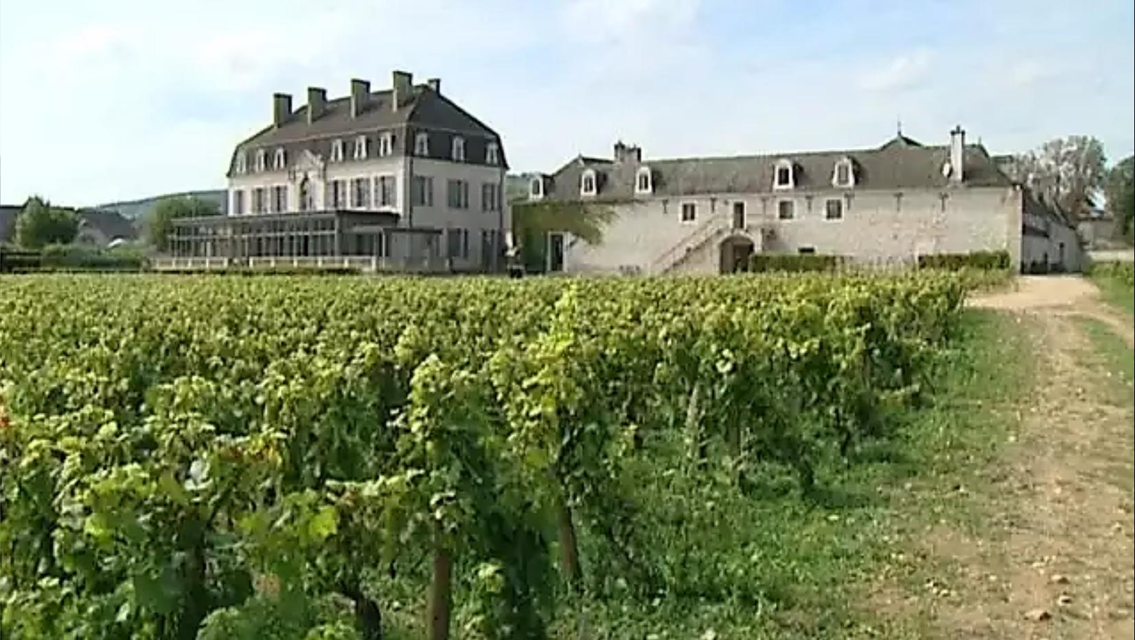 Le château de Pommard, désormais sous pavillon américain.