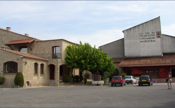 Les Côtes-du-Rhône