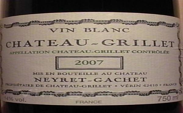 Après 191 ans, Château-Grillet change de propriétaire.