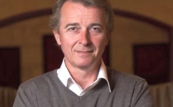 Frédéric de Luze, président de l'Alliance des Crus Bourgeois du Médoc, nous a quitté.