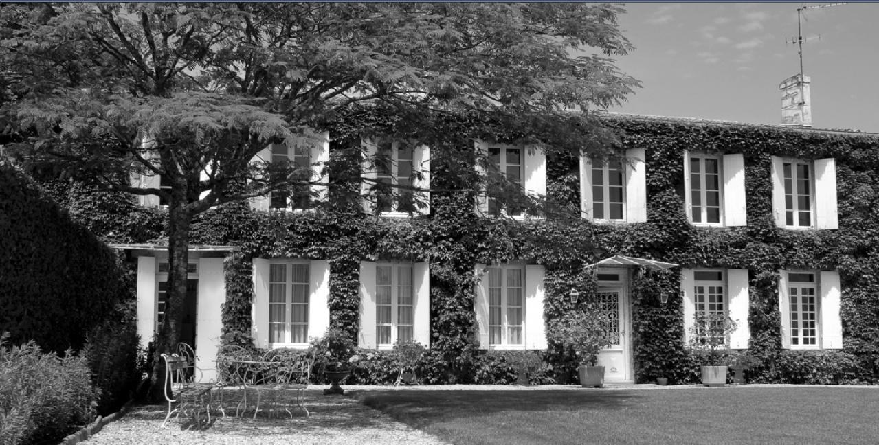 Poujeaux chateau BNG