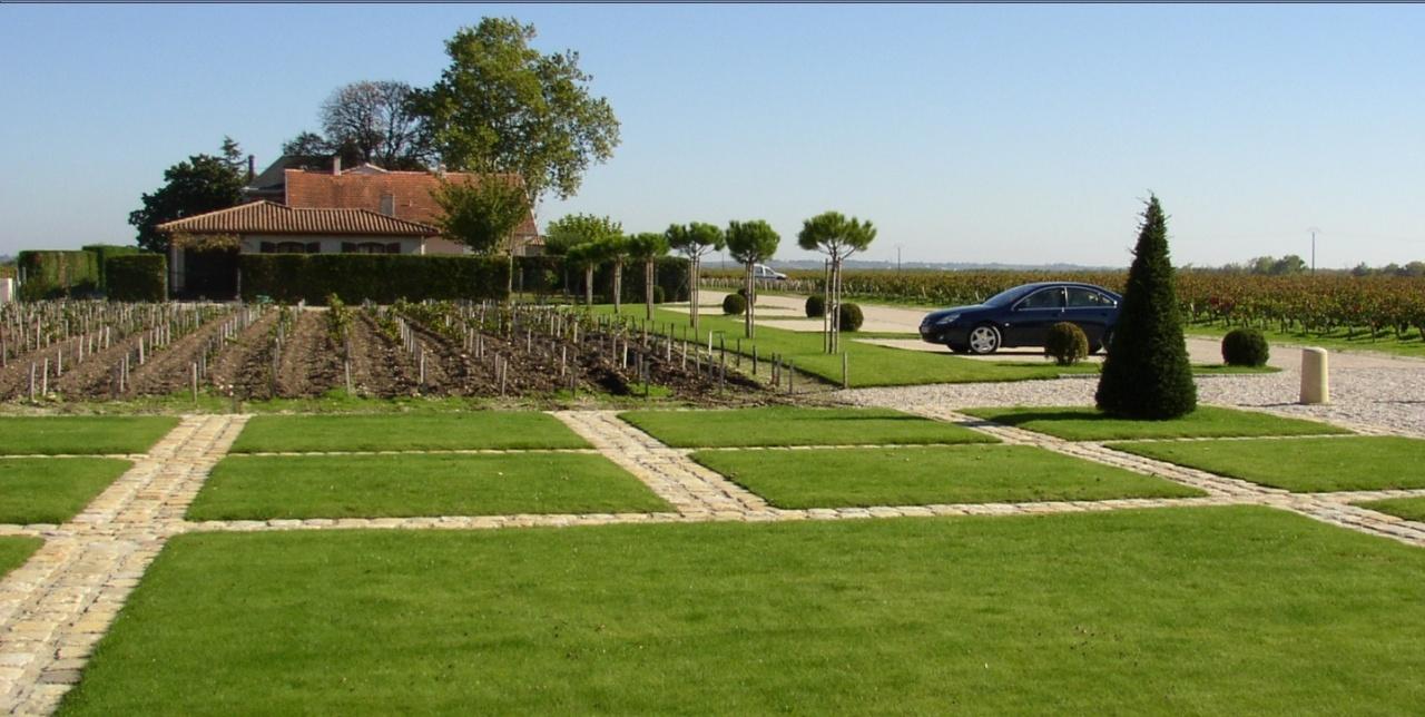 du Glana Jardin vignobles G