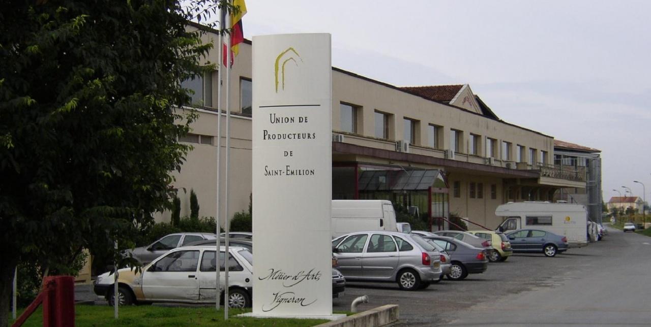 Saint-Emilion union de producteurs