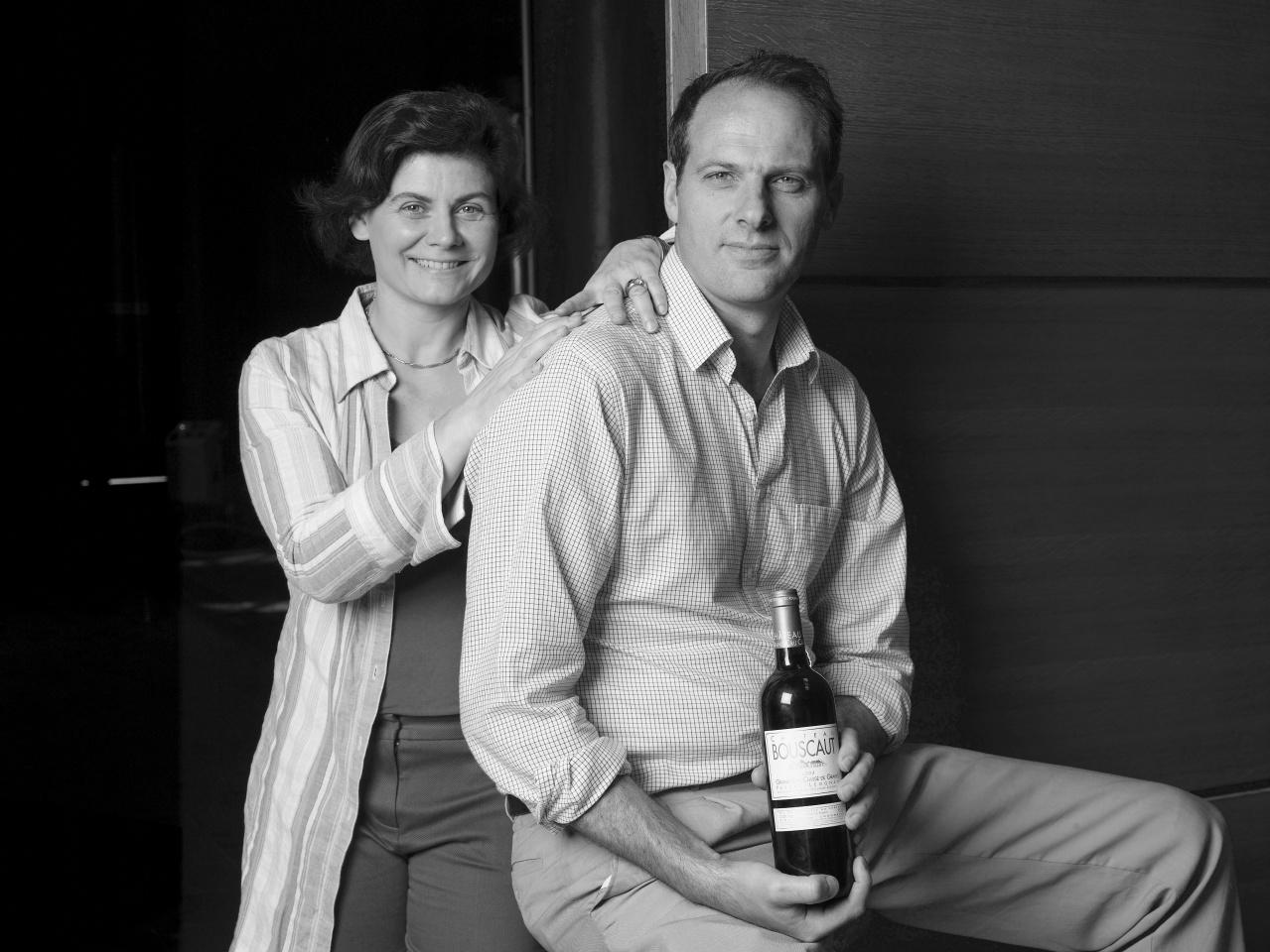 Bouscaut Sophie Lurton et Laurent Cogombles